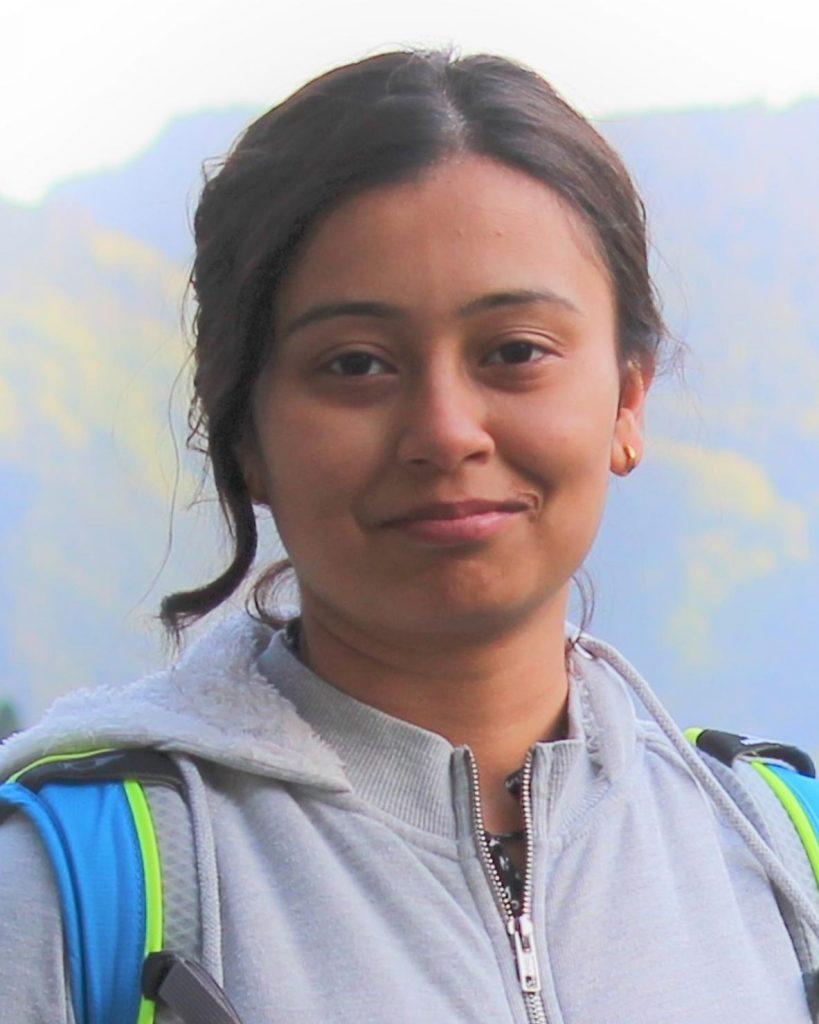 Photo of Swagata Das