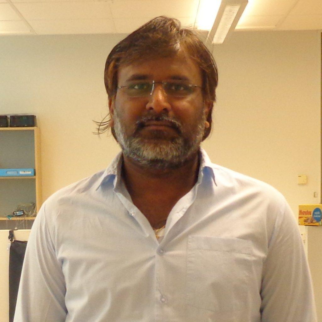 Photo of Sai Krishna