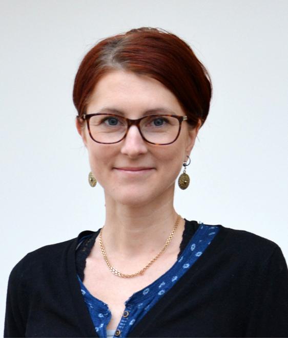 Photo of Petra Sandberg